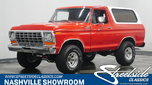 1978 Ford Bronco  for sale $43,995