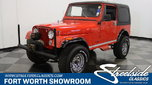 1984 Jeep CJ7  for sale $26,995