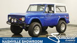 1976 Ford Bronco  for sale $49,995