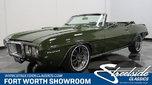 1969 Pontiac Firebird  for sale $47,995