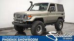 1987 Toyota Land Cruiser  for sale $33,995