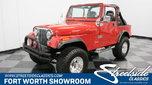 1981 Jeep CJ7  for sale $24,995