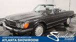 1987 Mercedes-Benz 560SL  for sale $26,995