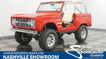 1966 Ford Bronco  for sale $87,995