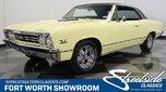 1967 Chevrolet Chevelle  for sale $72,995
