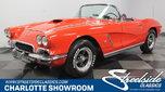 1962 Chevrolet Corvette Convertible  for sale $56,995