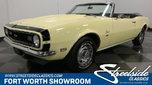 1968 Chevrolet Camaro for Sale $28,995