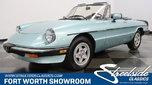 1984 Alfa Romeo Spider  for sale $13,995