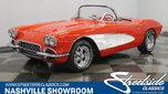 1961 Chevrolet Corvette  for sale $63,995