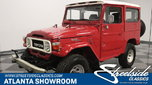 1961 Toyota Land Cruiser  for sale $33,995