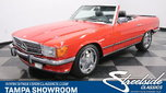 1984 Mercedes-Benz 500SL  for sale $16,995