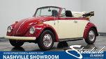 1968 Volkswagen Beetle  for sale $15,995