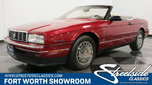 1993 Cadillac Allante  for sale $16,995