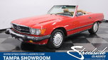 1986 Mercedes-Benz 560SL  for sale $27,995