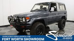 1990 Toyota Land Cruiser  for sale $41,995