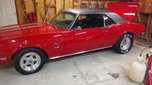 1968 Camaro SS  for sale $36,000