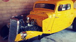 LikeNew 1934 Ford Coupe w/ '53 Merc Flathead & glass bod  for sale $30,000