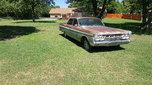 1964 Mercury Caliente  for sale $4,500