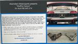 R8 LMS GT4 Muffler Delete