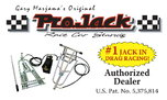 17 inch tall REAL ProJacks Used Set  for sale $2,500