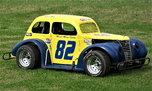 LEGENDS RACE CAR – 1937 FORD SEDAN  for sale $4,000