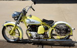 1949 Indian Scout Super Sport 249   for sale $15,000