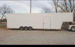 2012 40 FT Bravo Sprint Car Trailer   for sale $32,000