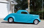 1936 Ford 3-Window Coupe Resto-Mod  for sale $49,950