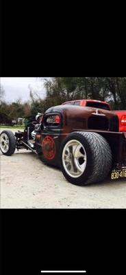 41 Plymouth Rat Rod