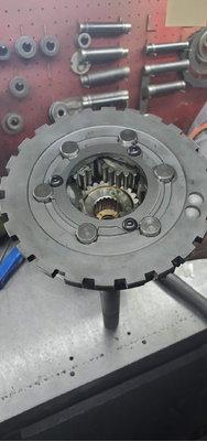 1.80 TSR gearset Brand New American Made