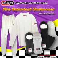 PROFOX Fire Resistant Nomex Underwear  for sale $29