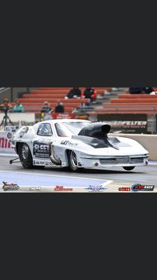 63 TM Corvette