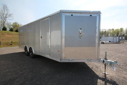 2021 NEO Trailers NCBS 22ft. Aluminum w/5,200lb. Axles Enclo
