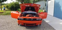 2010 ProCharge Dodge Challenger