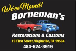 Borneman Restorations and Customs, Inc for Sale