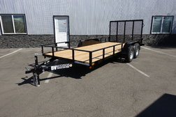 Tandem Axle Utility Trailer  for sale $2,945