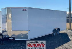 ***NEW*** 8.5X24 Tandem Axle Enclosed Cargo Trailer