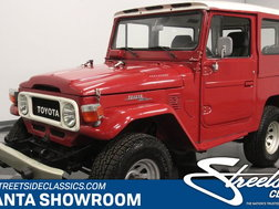 1961 Toyota Land Cruiser  for sale $30,995