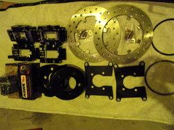 Moser Rear Dual Caliper