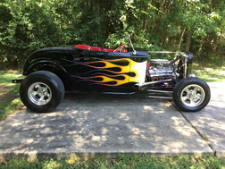 1932 Ford highboy Roadster trade