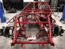 New Fury Super/Pro Late Chassis  for sale $21,500