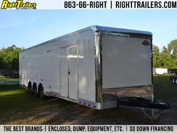 34' Cargo Mate Race Trailer - Eliminator Model - LOADED OUT for Sale $23,999