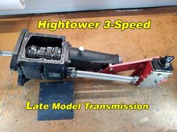Hightower 3-Speed Transmission