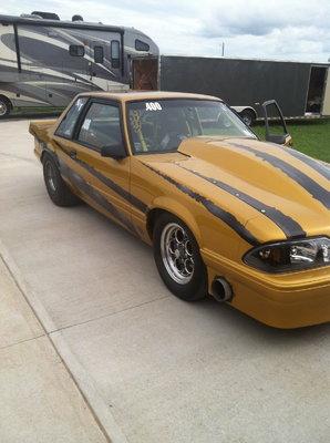 Wanted Fox Body Mustang