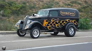 """1933 Willys Sedan delivery """"Catch Me If You Can"""""""