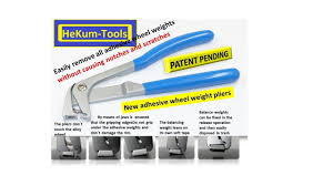 HEKUM Tape Weight Pliers  for Sale $76