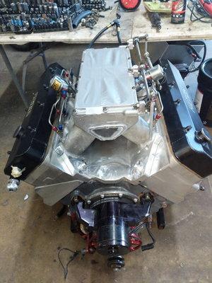 Pro 632 Fulton Engine