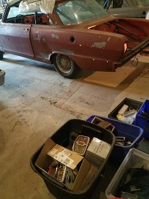 1964 Chevrolet Chevy II  for Sale $5,800
