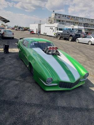70 1/2 Camaro Top Sportsman