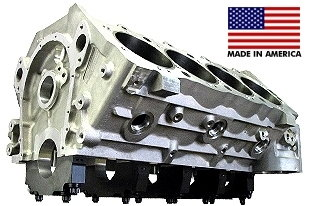 'ALUMINUM' RACE BLOCKS-CHEV V8-USA MADE--'FREE' ROLLER CAM  for Sale $4,699